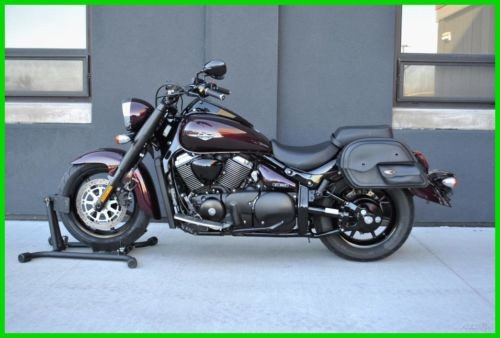 2015 Suzuki Boulevard C90 B.O.S.S. (1500Cc) Candy Dark Cherry Red for sale